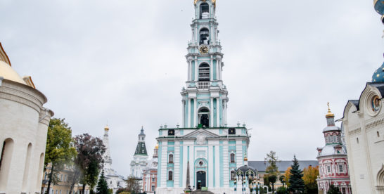 Устремленные в небо: самые высокие храмы и колокольни Подмосковья