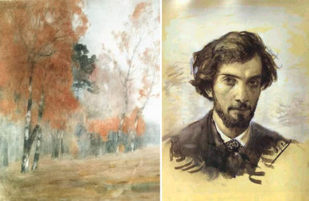 За что художника Левитана дважды высылали из Москвы и другие малоизвестные факты о гениальном пейзажисте