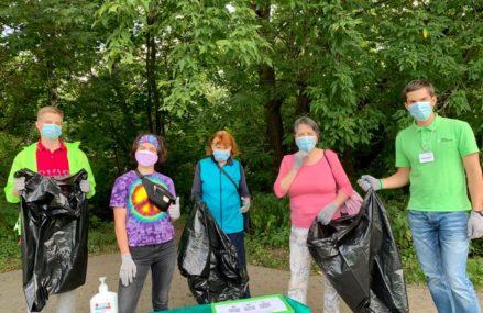 Всероссийская акция «Вода России»: с 18 по 25 сентября очистят ещё 5 водоёмов