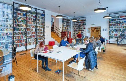 Топ‑10 коворкингов Москвы: где поработать вне дома и офиса