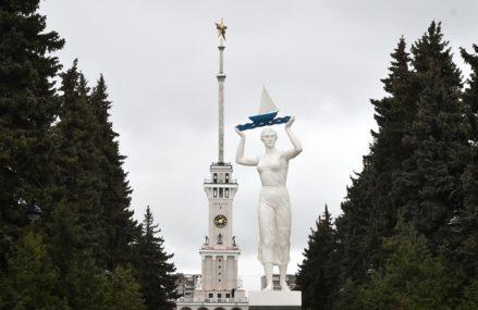 100 тыс человек посетили Северный речной вокзал в Москве с его открытия