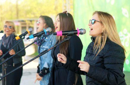 В Измайловском Парке начинаются бесплатные занятия по вокалу!