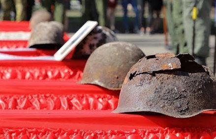 Поисковики из ВАО установили имена 59 павших красноармейцев