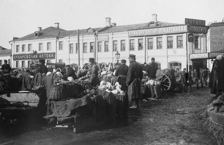 Кабаки и трактиры: история московских заведений общепита — в документах