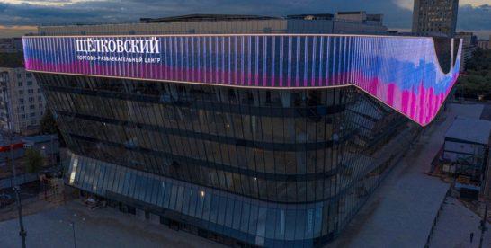 Строительство нового здания автовокзала «Щелковский» завершилось