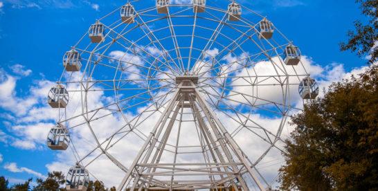 Тематические маршруты по парку «Сокольники»