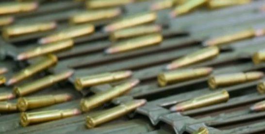 Сотрудники МВД изъяли револьвер и 72 патрона у жителя Москвы