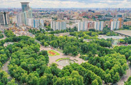 Инклюзивный парк, колесо обозрения, ледовый дворец: как меняется район Сокольники