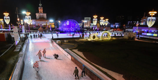 На московские катки можно будет попасть только по электронной записи