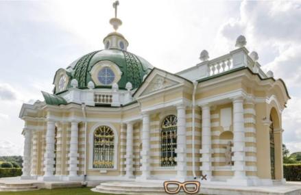 Одна из главных жемчужин музея-усадьбы «Кусково»