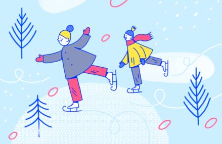 10 катков в Москве, которые нужно посетить этой зимой