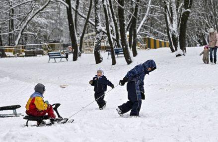 Каникулы для московских школьников продлили до 17 января