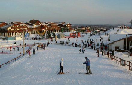 Где покататься на горных лыжах и сноуборде: лучшие склоны Московского региона