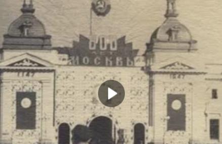Как раньше выглядел Курский вокзал и какие тайны прячет за современными витражам