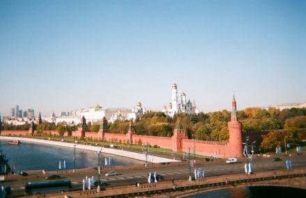 Набережные – одно из главных украшений Москвы