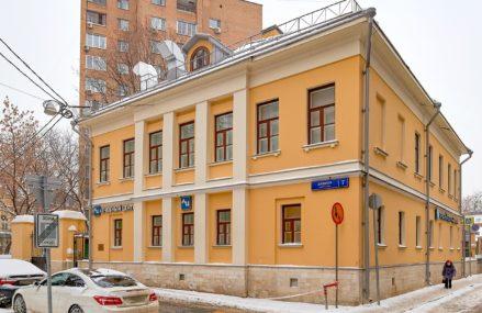 Дом Дашкова – за свою двухвековую историю особняк не раз менял владельцев