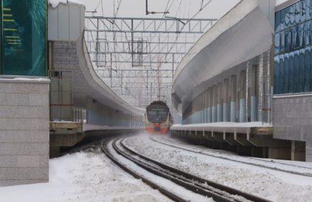 Два новых вокзала Минская и Аминьевская будущего МЦД‑4 откроются в 2021 году