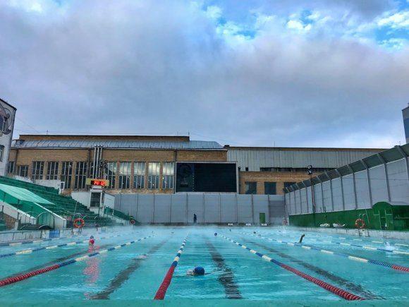 Открытый комплекс Московского Олимпийского центра водного спорта