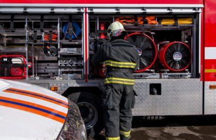 В Восточном округе за сутки сгорели два автомобиля