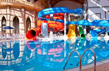 Лучшие аквапарки Москвы 2021