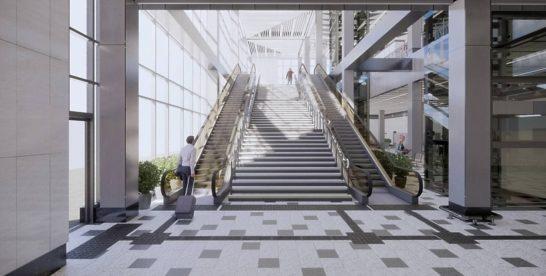 Власти показали, как будет выглядеть столичный вокзал Восточный