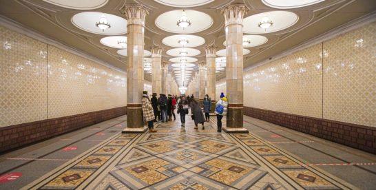 Ночные экскурсии возобновили в столичном метро