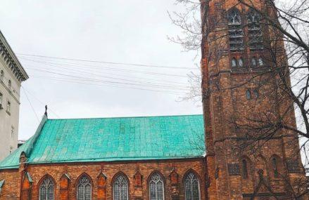 Англиканская церковь Cвятого Андрея в Москве — единственная англиканская церковь в Москве, памятник архитектуры регионального значения.