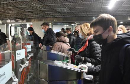 Оплата проезда «по лицу» станет доступна в столичном метро до конца года