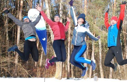 В московских парках возобновляются традиционные субботние забеги