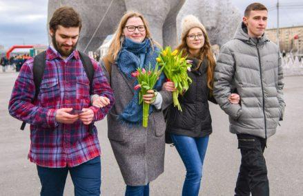 Праздник весны и красоты: парки приглашают отметить 8 Марта