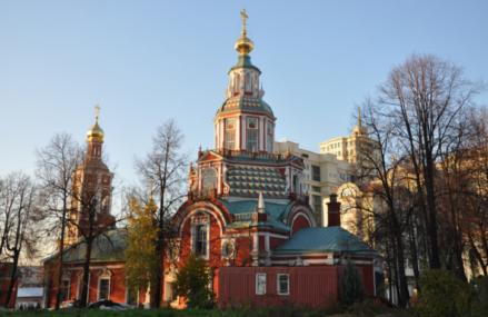 Где отметить Пасху‑2021: главные храмы и площадки Московского региона
