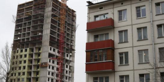 Аналитики назвали округа Москвы с самым негативным отношением к реновации