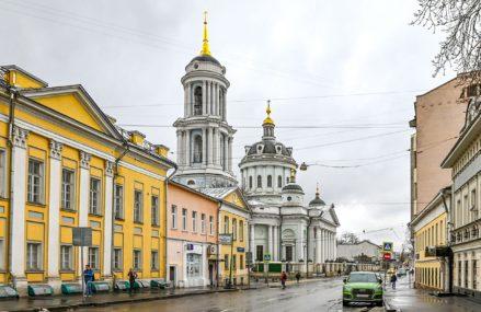 Великая улица, Кривогрузинский переулок и Собачья площадка: забытые топонимы Москвы