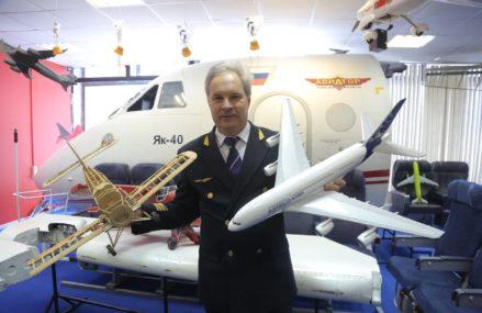 Военный летчик из ВАО собрал более 200 моделей самолетов