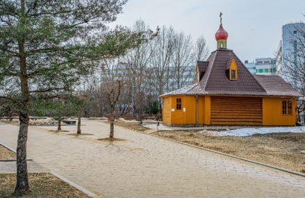 История о парке «Садовники»