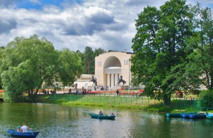 Сезон велоэкскурсий в московском парке «Кузьминки-Люблино» начнется 12 мая