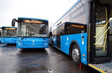 В районе Новокосино объединили автобусные маршруты