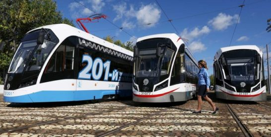 Власти столицы утвердили проект новой трамвайной линии, которая свяжет районы Перово и Новогиреево с центром.
