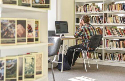 Московские библиотеки становятся городскими гостиными