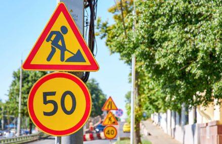 Схема движения на некоторых улицах в ВАО и ЦАО временно изменится