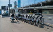 Услугами московского велопроката с начала сезона воспользовались уже более миллиона раз