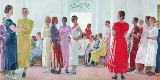 Шляпка, купальник и белая блузка. Как москвички готовились к лету 100 лет назад
