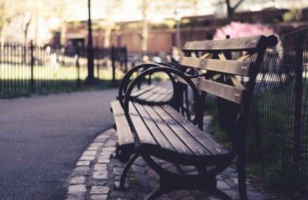 В Москве во время длинных выходных разрешили пользоваться скамейками в парках