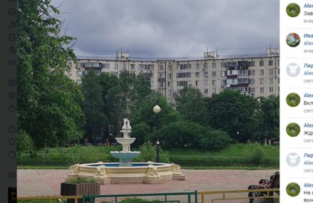 Фонтан в Ивановском включат до конца недели