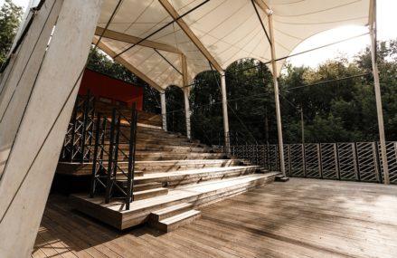 Как в кино. В московских парках начали работать кинотеатры.