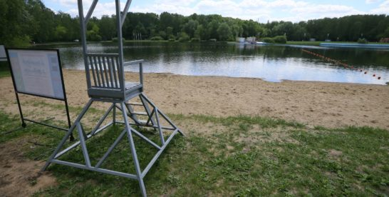Путяевский пруд снова закрыли для купания