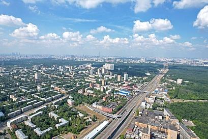 Открыта новая развязка на востоке столицы