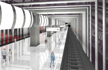 Утверждены названия девяти строящихся станций новой Троицкой линии метро