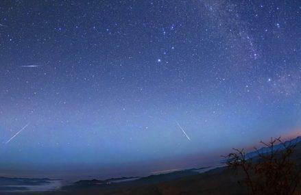 Жители Московского региона смогут наблюдать пик летнего звездопада в ночь на 13 августа