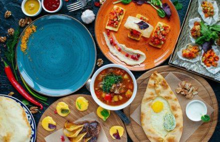 7 грузинских ресторанов Москвы и Подмосковья с отменной кухней